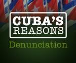 Cuba's Reasons