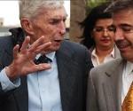 Posada y su abogado Arturo Hernández. Foto: EFE