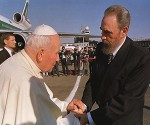 Wojtyla said Castro was Best Prepared for Pope's visit