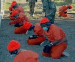 Prisoners in Guantánamo are treated like slaves. Photo: Reuters