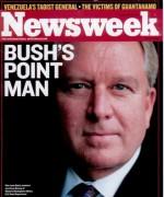 Portada de Newsweek. Foto: Página web de Otto Reich www.ottoreich.com
