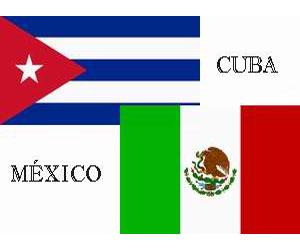 Cuba y México promueven vínculos comerciales.