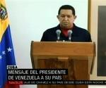 President Hugo Chávez's address to the People of Venezuela