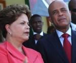 Preseidenta-de-Brasil-Dilma-Rousseff-y-de-Haití-Michel-Martelly (1)