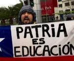 Estudiantes chilenos