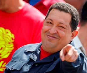 Caracas, Oct 8 (Prensa Latina) President Hugo Chavez described ...
