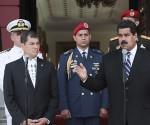 Ecuador y Venezuela