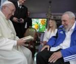 Fidel y el Papa