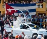 Papa en Holguin llegada