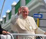 Papa sanbtiago recorrido