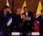 venezuela colombia  union