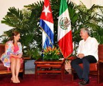 Diaz y mexicana