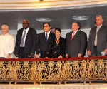 Alicia Alonso inaugura Gran Teatro