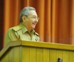 Raul en asamblea Nac