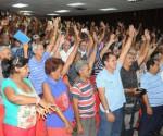 Fidel delegadso Partido