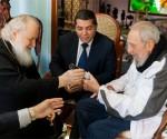 Fidel y Cirill