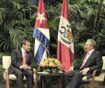 Raul y Ollanta  Perú
