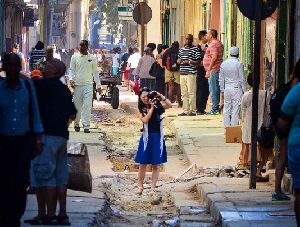 turista habana vieja usa today