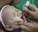 vacuna antipòlio niños