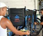 Cuba sillas de rueda