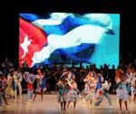 CUBA-LA HABANA-GALA ARTÍSTICA EN HOMENAJE AL CONGRESO DEL PARTIDO