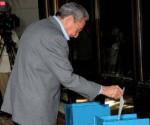 Raul vota congreso pcc