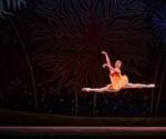 ballet Cuba, bailarina