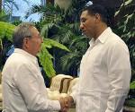 Raul y Jamaica