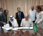 convenio Cuba Arabia Saudita