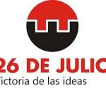 logo 26 julio