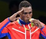 Julio Cesar, medalla de oro