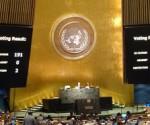 ONU pizarra votaciom