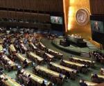 ONU votación