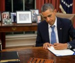 Obama firma
