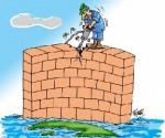 bloqueo muro
