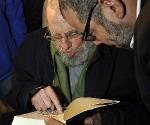 Fidel y Kcho