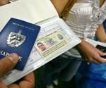 Pasaportes Cuba