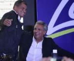 Correa y Lenin