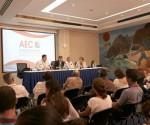 aec panel sala prensa