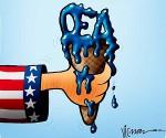 OEA caricatura