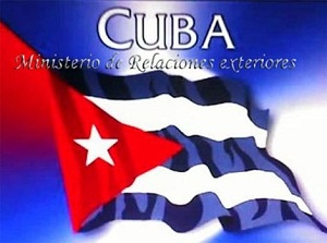 Cuban Ministry of Foreign Affairs issues statement addressing