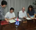 Cuba China convenio