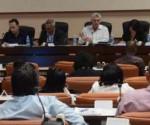 Asamblea nacional D canel debates