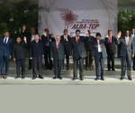 Foto presidentes ALBA
