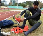 Cuba deportista atletismo