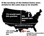 Mapa EEUU democracia