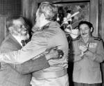 Fidel y Nujoma