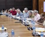 reunion canel consejo ministros