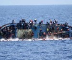 patera migrantes