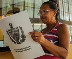 constitucion Cuba pueblo